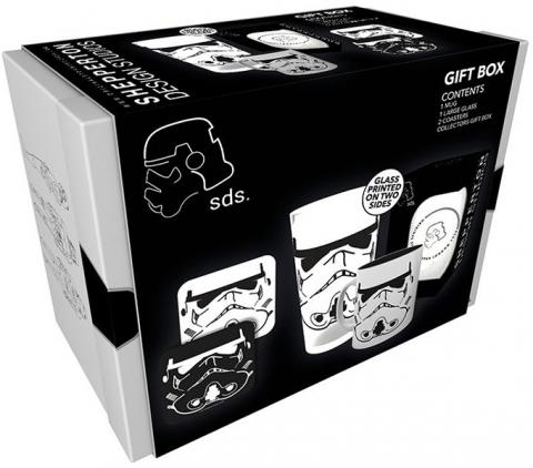 Stormtrooper Gift Box Trooper