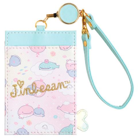JinbeSan Travel Card Holder: In the Middle of my Dream