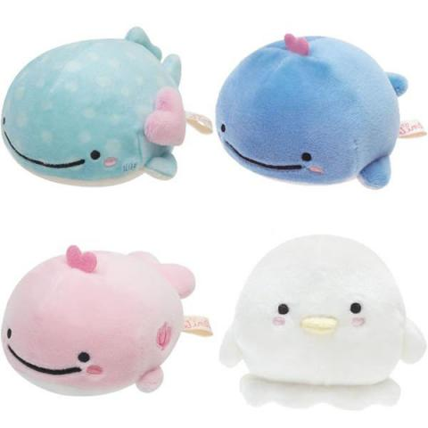 JinbeSan Plush Mini Plush: In the Middle of my Dream