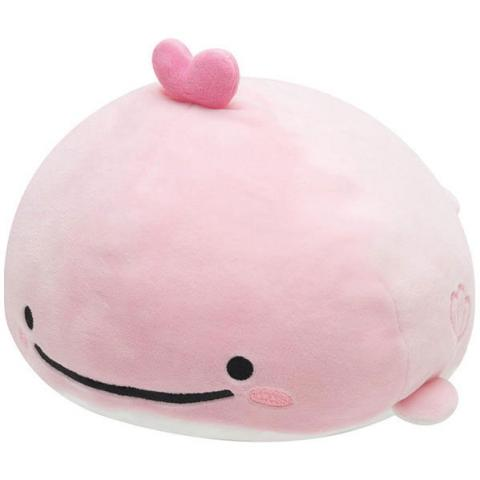 JinbeSan Little Whale's Mom Plush: Medium Super Soft