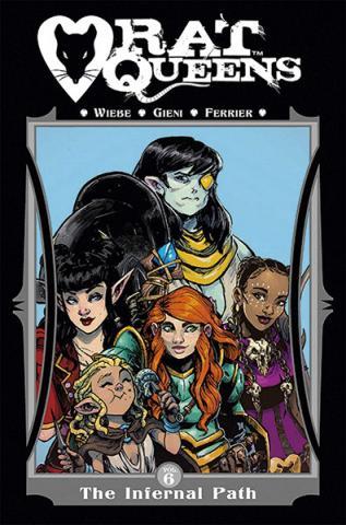 Rat Queens Vol 6: The Infernal Path