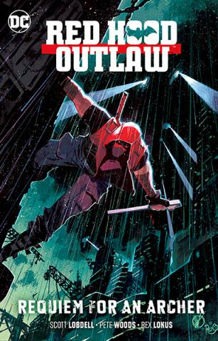 Red Hood Outlaw Vol 1: Requiem for an Archer