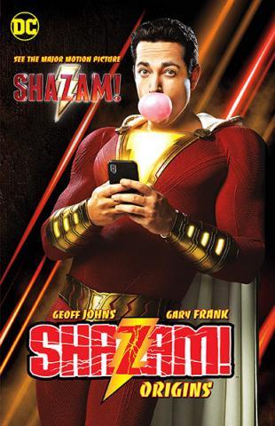 Shazam Origins