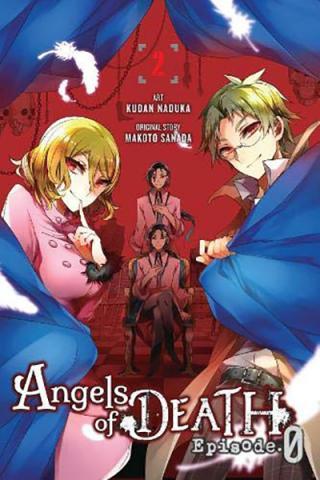Angels of Death Episode 0 Vol 2