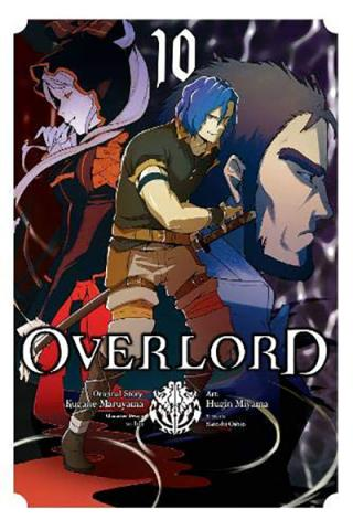 Overlord Vol 10