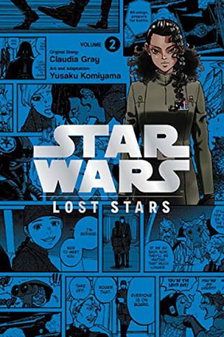 Lost Stars Graphic Novel Vol 2