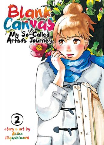 Blank Canvas: My So-Called Artist's Journey Vol 2