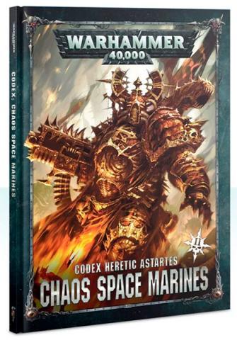 Codex: Chaos Space Marines (2019)