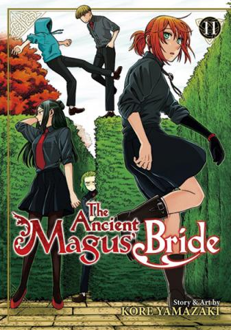 The Ancient Magus' Bride Vol 11