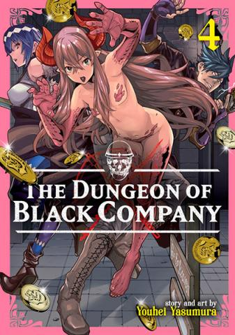 The Dungeon of Black Company Vol 4