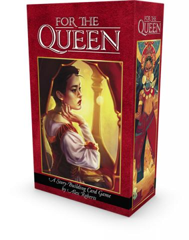 For the Queen - A Story-Building Game