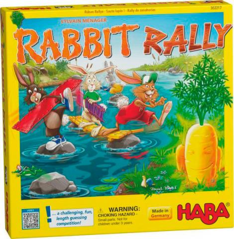 Rabbit Rally Game
