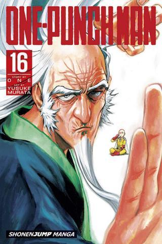 One-Punch Man Vol 16