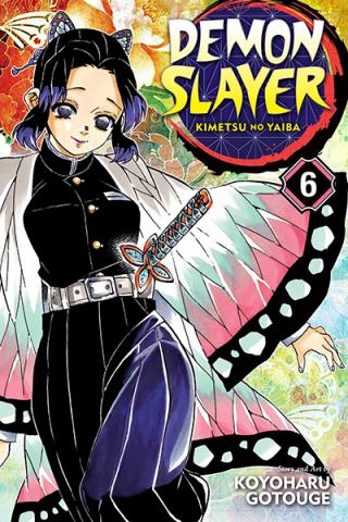 Demon Slayer Kimetsu no Yaiba Vol 6