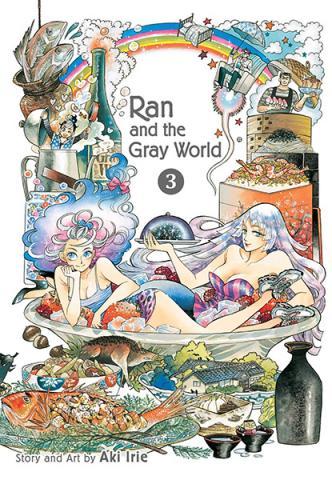 Ran and the Gray World Vol 3