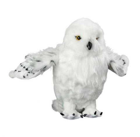Harry Potter Plush Figure Hedwig Wings Open Version 35 cm