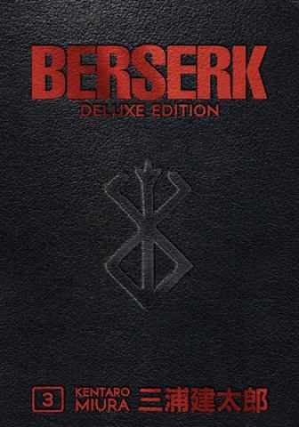 Berserk Deluxe Edition Vol 3