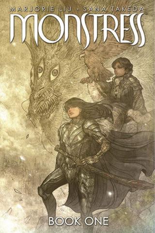 Monstress Book 1