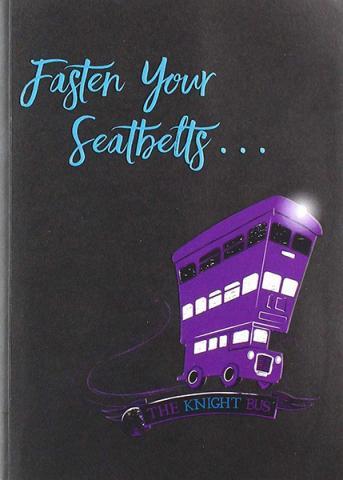 Harry Potter Pop-up Card Knight Bus