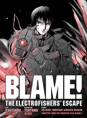 Blame! The Electrofishers' Escape