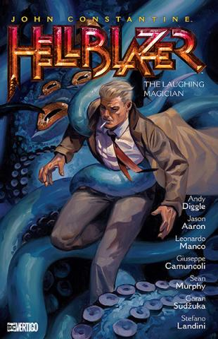 Hellblazer Vol 21: The Laughing Magician