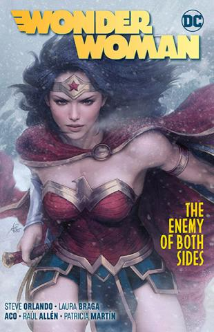Wonder Woman Vol 9: The Enemy of Both Sides