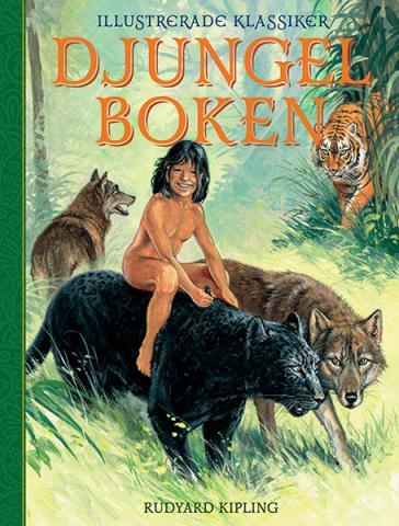 Djungelboken - En illustrerad klassiker