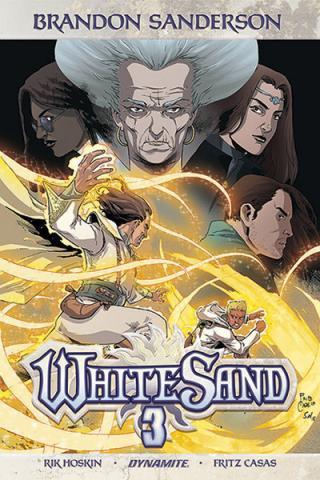 White Sand Vol 3