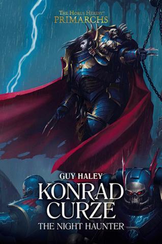 Konrad Curze: The Night Haunter