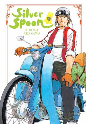 Silver Spoon Vol 9