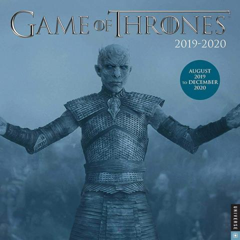 Game of Thrones 2020 Wall Calendar