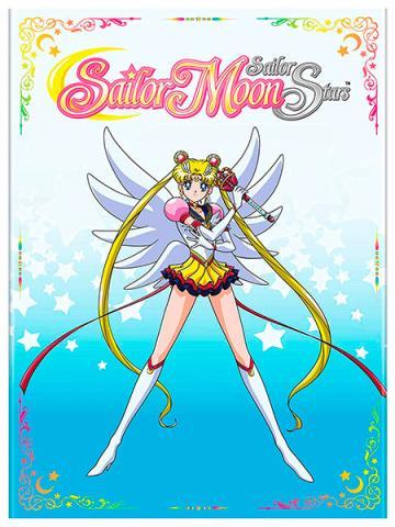 Sailor Moon Stars Season 5 Part 1