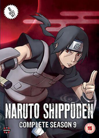 Naruto Shippuden Complete Season 9