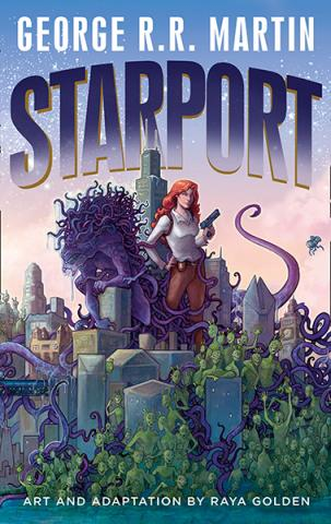 Starport: A Graphic Novel