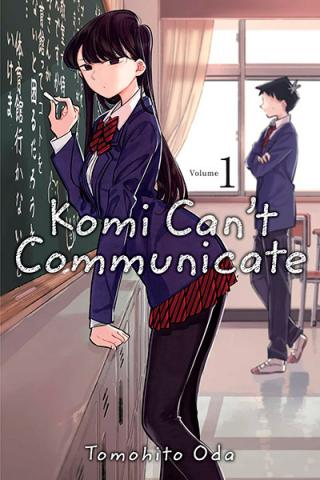 Komi Can't Communicate Vol 1