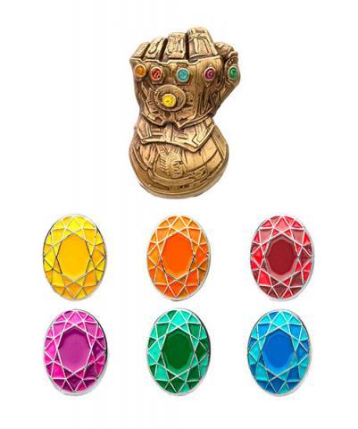 Infinity Gauntlet Collectors Pins Pack