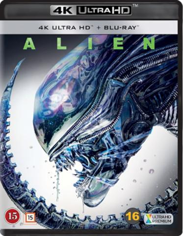 Alien (40th Anniversary Edition, 4K Ultra HD+Blu-ray)