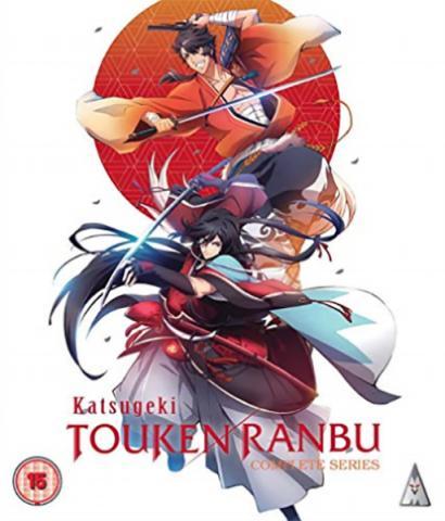 Katsugeki Touken Ranbu, Complete Series