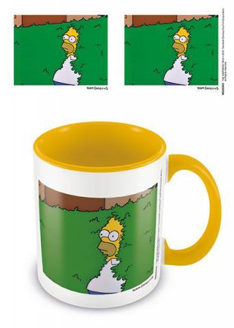 Homer Bush Coloured Inner Mug