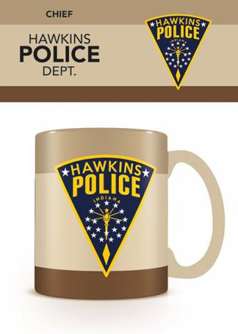 Mug Hawkins Police