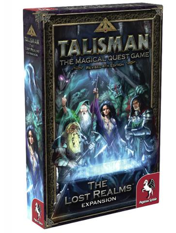 The Lost Realms Expansion