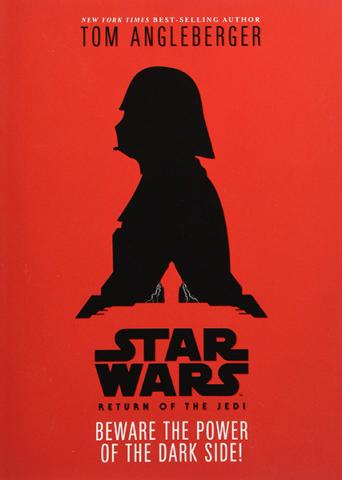 Star Wars Return of the Jedi: Beware the Power of the Dark Side