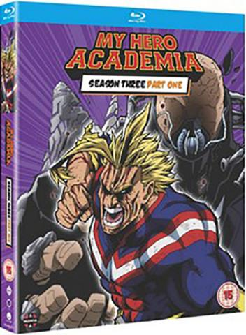 My Hero Academia, Season 3, Part 1