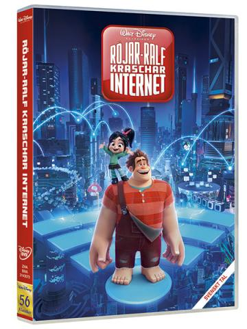 Ralph Breaks the Internet/Röjar-Ralf kraschar Internet