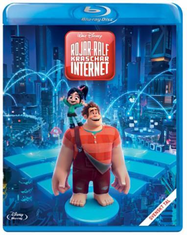 Ralph Breaks the Internet/Röjar-Ralf kraschar Internet