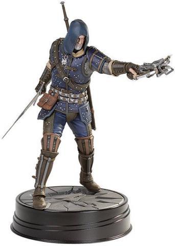 The Witcher 3 Wild Hunt PVC Statue Geralt Grandmaster Feline 27 cm