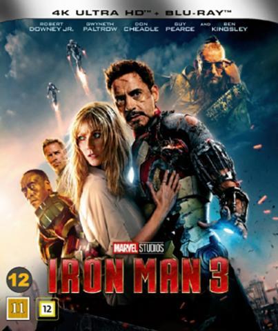 Iron Man 3 (4K Ultra HD+Blu-ray)