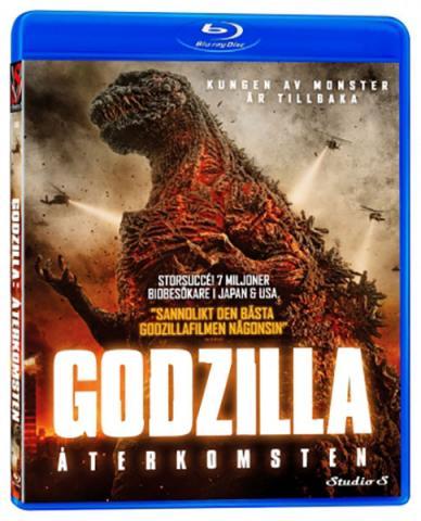 Godzilla Återkomsten