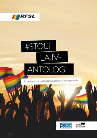 #Stolt - Lajvantologi