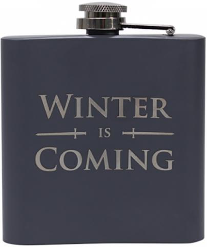 Hip Flask: Stark Winter Is Coming